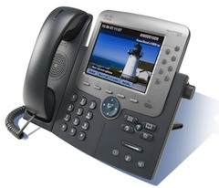 Intercettare telefoni VoIP Cisco