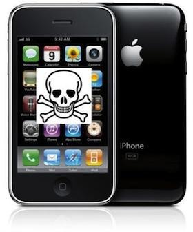 Vulnerabilità di iPhone