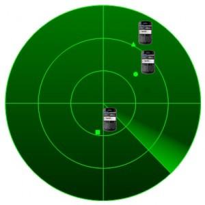 Localizzare un Cellulare tramite la Frequenza